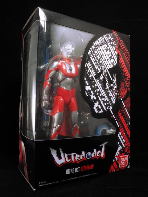ULTRA-ACT(ウルトラアクト) ウルトラマン - ウルトラマンのフィギュア